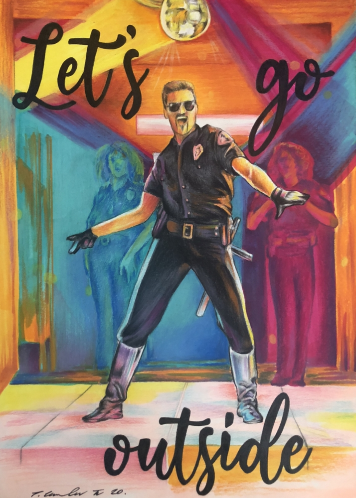 George Michael por TraceyLawler